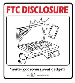 ftc gadgets 250 - Disclosure