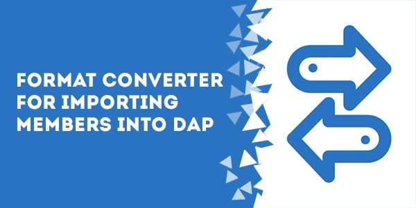 format converter for importing members into dap - How we hire rockstar team members in Eastern Europe