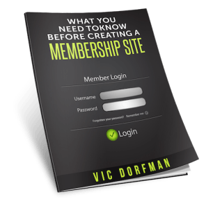 membership report cover 296x300 - How to Create a Membership Website