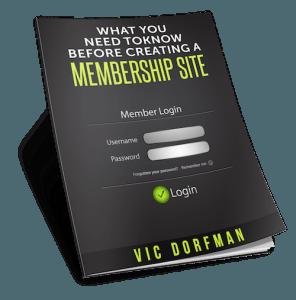 membership report cover 296x300 - How to Create a Membership Website