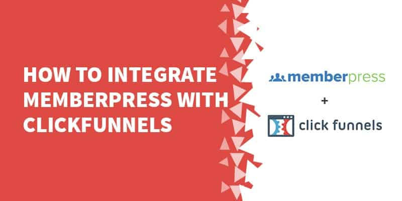 How to Integrate Memberpress with Clickfunnels