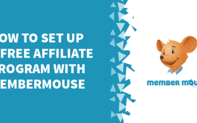 How to set up a free affiliate program with MemberMouse