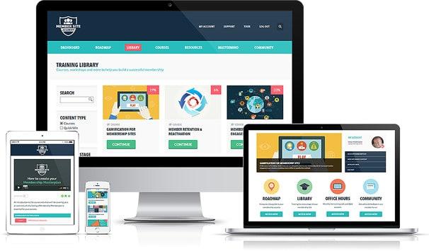 msa - How to Create a Membership Website