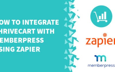 How to integrate ThriveCart with MemberPress using Zapier