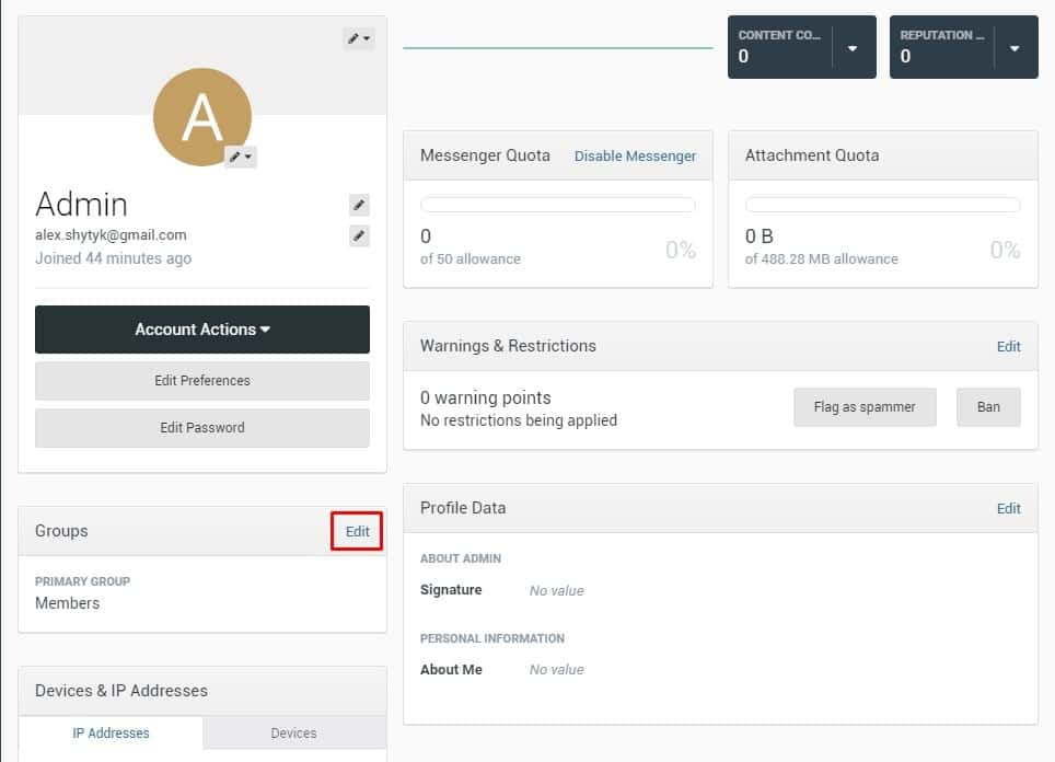WP SSO Blocks Manager 03 - [Solution] Can't see the Block Manager in Invision Community Forum (IPBoard)