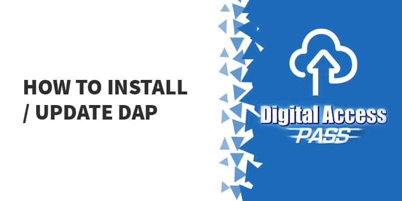 How to Install / Update DAP