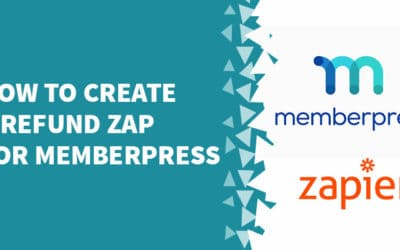 How to create a refund zap for MemberPress