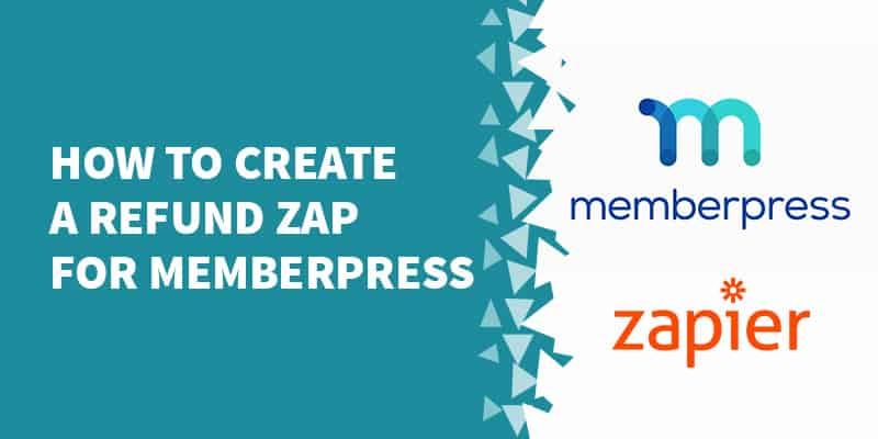 How to create a refund zap for MemberPress - How to set up commissions in AffiliateWP and MemberPress