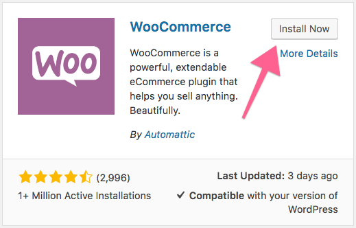 install woocommerce - Use WooCommerce to allow gifting of MemberPress products