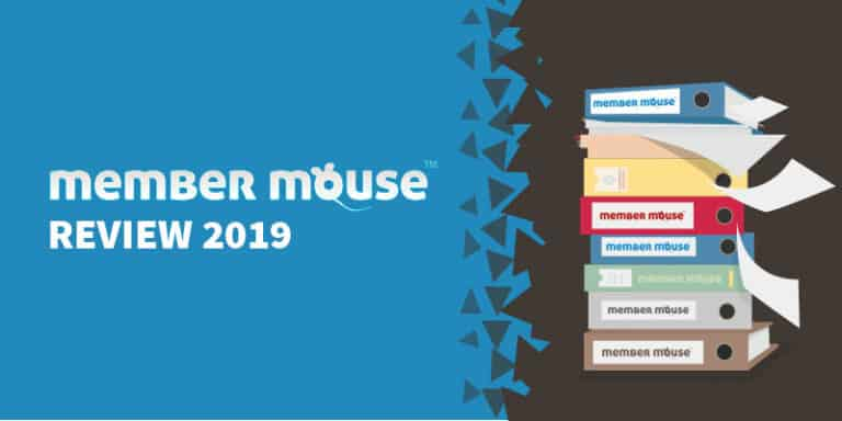 membermouse review 2019 768x384 - The Best Membership Plugins for WordPress in 2019 (Based on real work with our customers!)