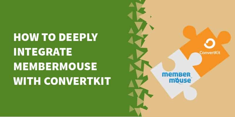 membermouse convertkit integration - MemberMouse Review 2020