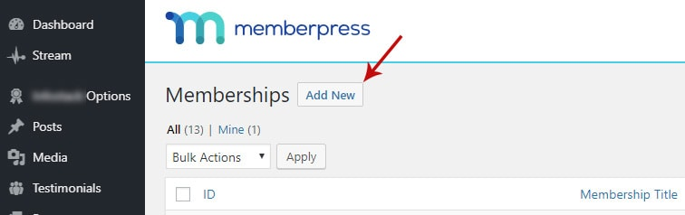 memberpress create membership - How to create a rolling access window in MemberPress