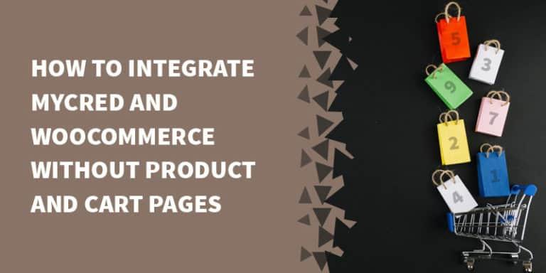 mycred woo commerce 768x384 - WooCommerce Tutorials, Tips & Tricks
