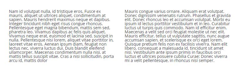 columnb - A primer on Memberoni shortcodes