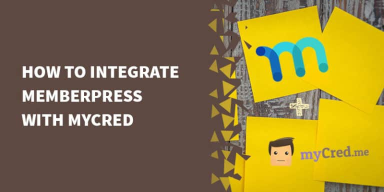 memberpress mycred 768x384 - The Best Membership Plugins for WordPress in 2019 (Based on real work with our customers!)
