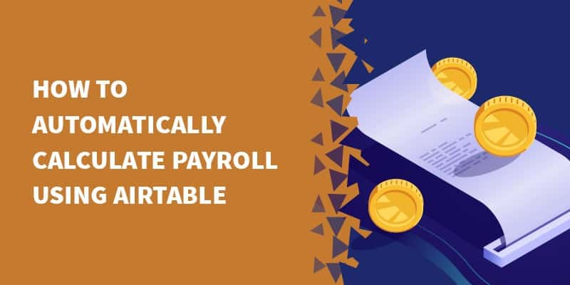 airtable payroll - How to merge multiple tables into one in Airtable