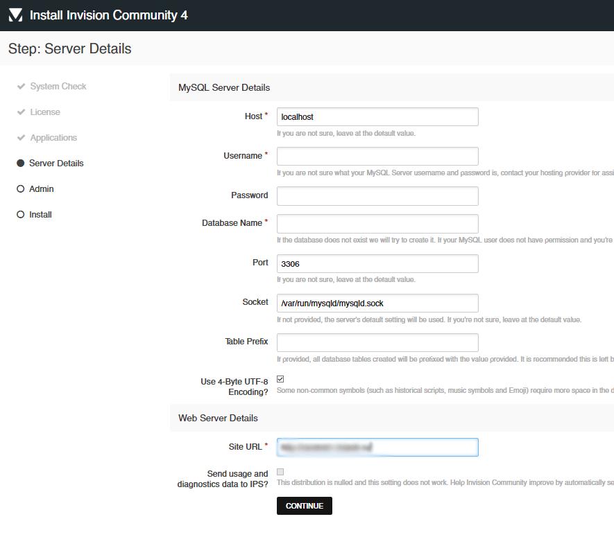 mysql memberfix - Integration of Invision Community with WordPress SSO