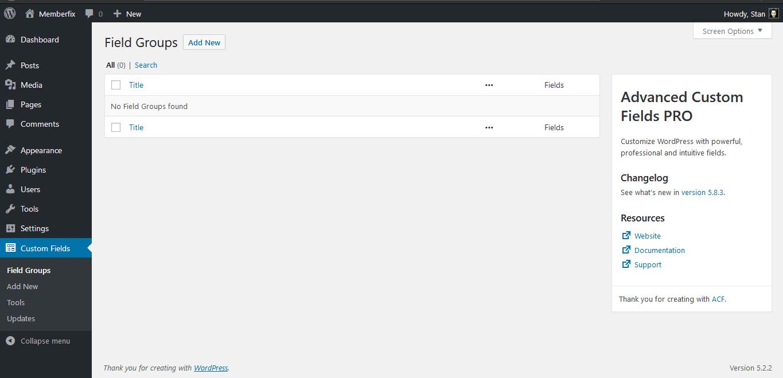 2 - How To Create a Custom Slider Using Advanced Custom Fields (ACF)