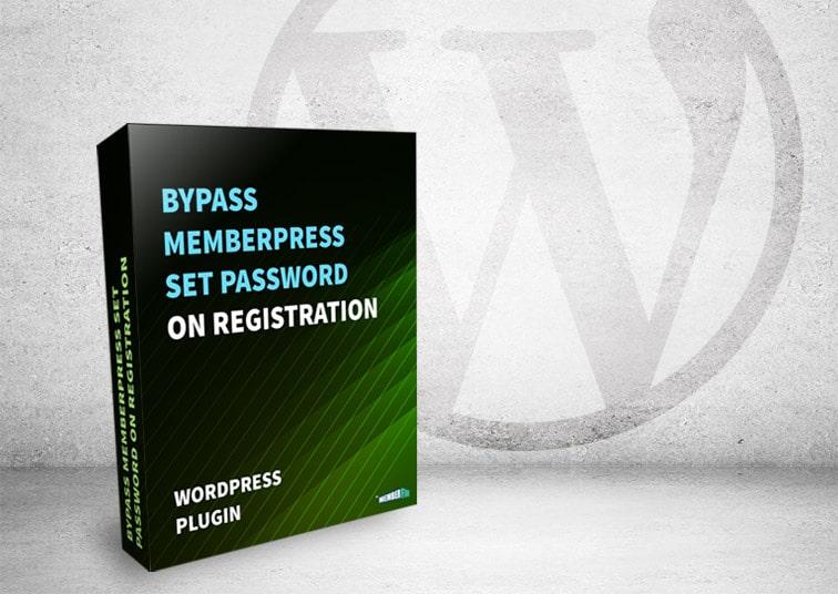 bypass mp password box - [Plugin] Bypass MemberPress set password on registration