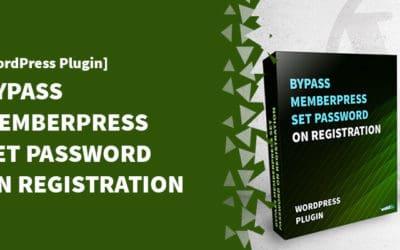 [Plugin] Bypass MemberPress set password on registration