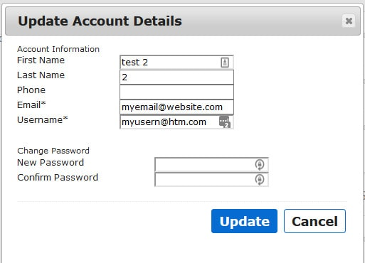 mm account details update - How to integrate MemberMouse with wpForo