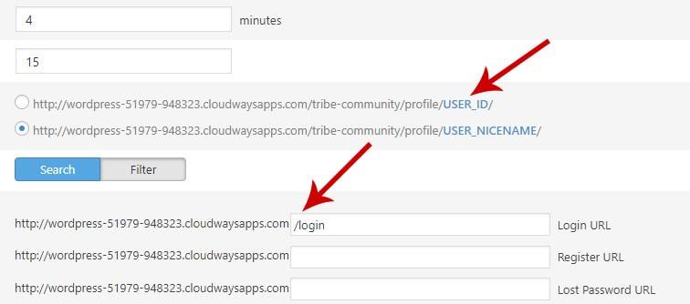 wp foro member settings urls - How to integrate MemberMouse with wpForo
