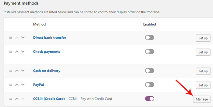 woo payments ccbill - How to create a membership website with WooCommerce and CCBill