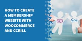 woocommerce ccbill 264x132 - Redirecting to custom pages by membership in WooCommerce