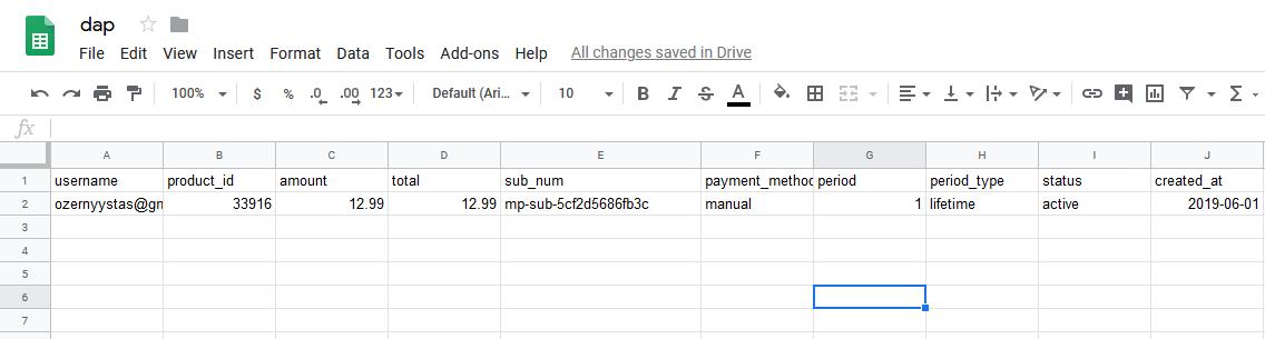 memberfix dap subscriptions example - How to migrate from Digital Access Pass (DAP) to MemberPress