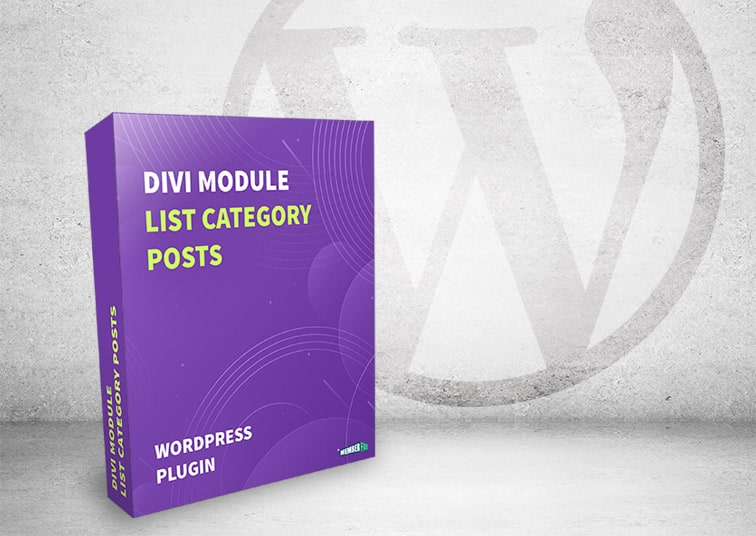 divi module list posts big image wall - [Divi Module] Display a LIST of Posts From A Category