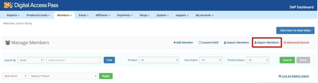 2020 04 27 2137 1024x268 - How To Import DAP Members Into WordPress