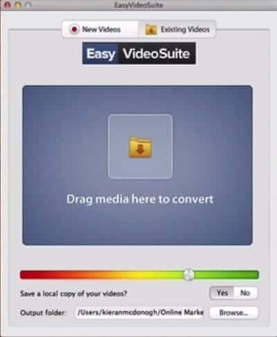 evs desktop app - Easy Video Suite Review (Plus Video!)