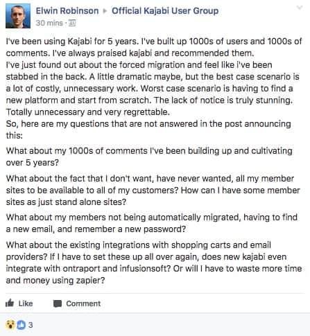 kajabi pissed - The Ultimate, Anti-Fragile Tech Stack for Your WordPress Membership Site