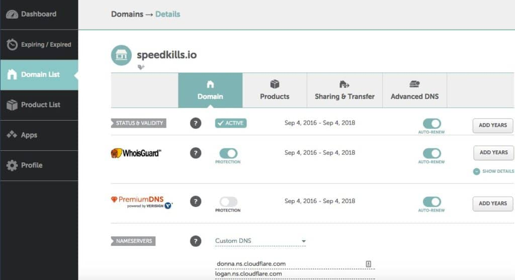 namecheap 1024x557 - The Ultimate, Anti-Fragile Tech Stack for Your WordPress Membership Site