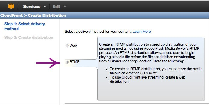 rtmp distribution - How To Set Up Streaming Video For Your Membership Site
