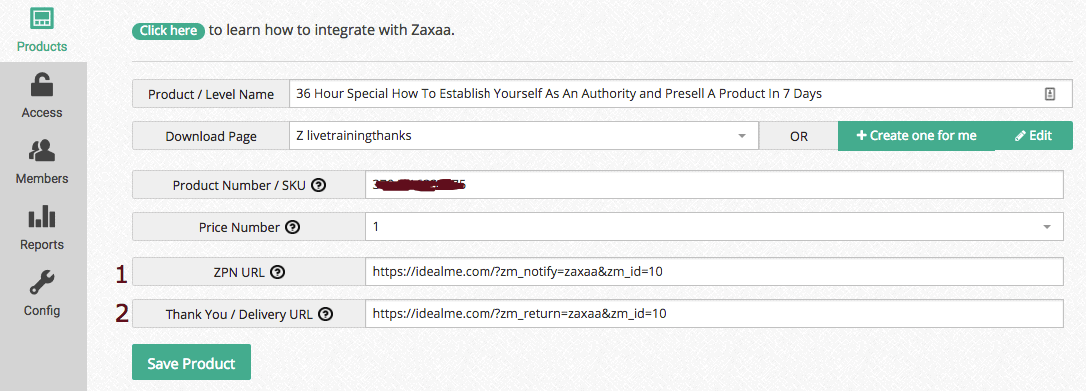 zaxaa 1 - SOLVED: Zaxaa Disallowed Key Characters Issue and Members Not Being Added to ZaxaaMember