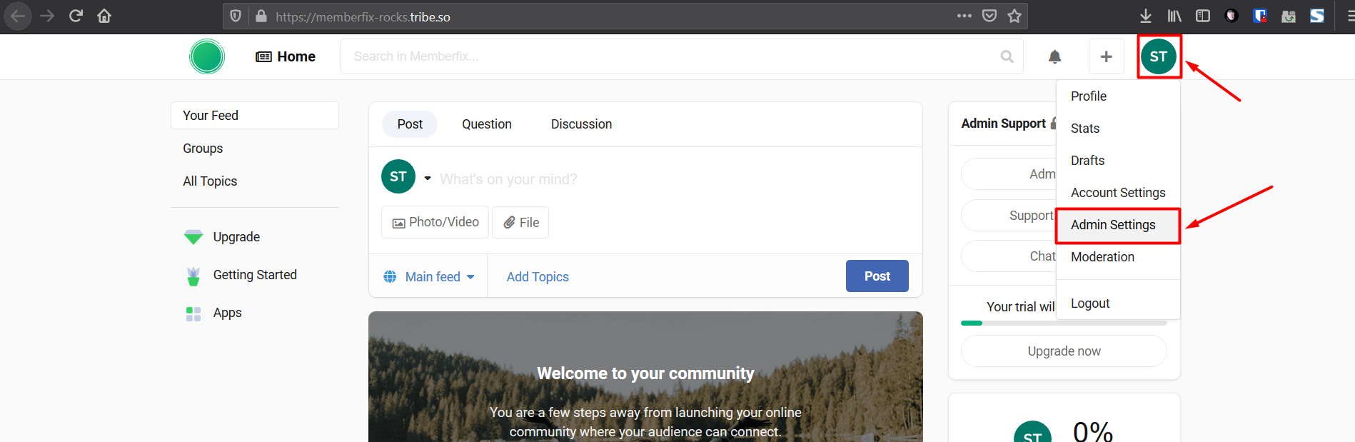 tribe memberfix 1.1 - How to migrate from Invision Power Board to Tribe.so