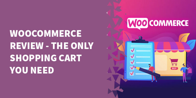 WooCommerce Review – The ONLY Shopping Cart You Need 264x132 - BEST ClickFunnels Alternatives [UPDATED For 2020!]
